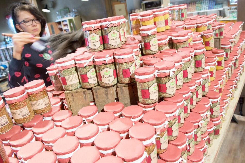 Lecker! Erdbeerprodukte von A bis Z im Manufakturenmarkt.