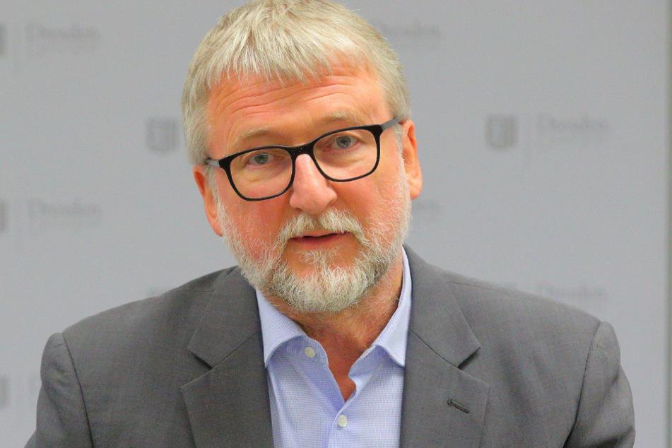 Umweltamtschef Wolfgang Socher (63).