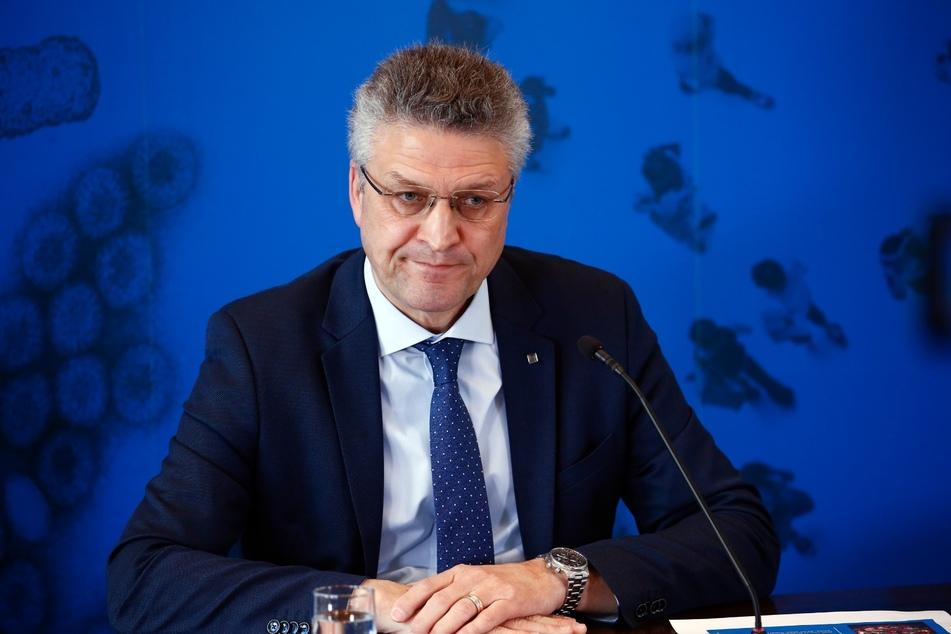 Lothar H. Wieler, Präsident des Robert Koch-Instituts.