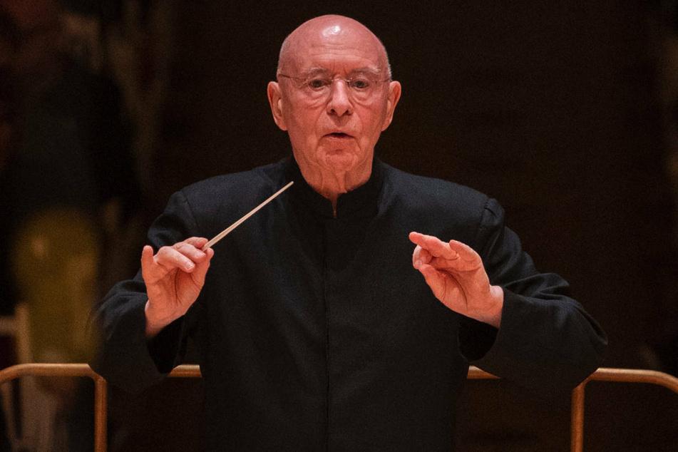 Christoph Eschenbach (81) wird noch zwei Jahre lang als Chefdirigent am Konzerthaus Berlin fungieren.