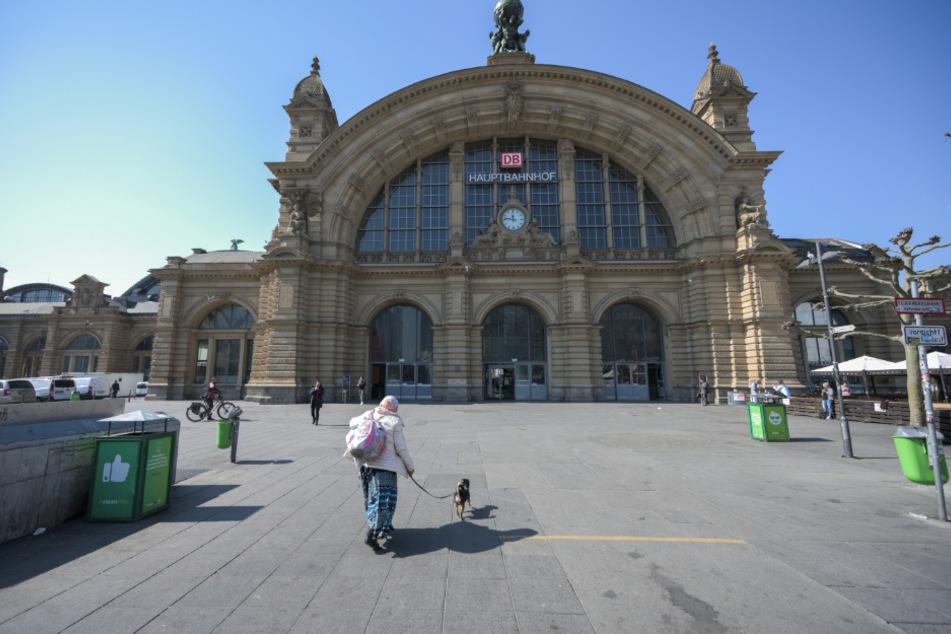 Startschuss für Umbau der B-Ebene am Frankfurter Hauptbahnhof