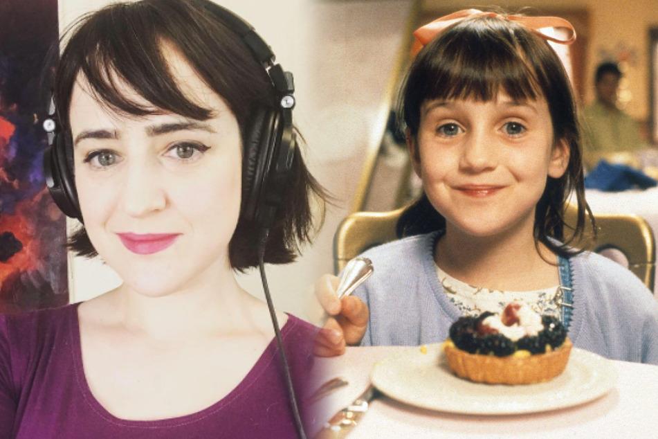 """""""Matilda""""-Star Mara Wilson: Bilder von ihr in Kinderpornos aufgetaucht"""