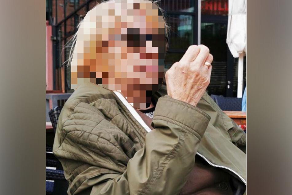 Die 76-Jährige wurde wohlbehalten aufgefunden.