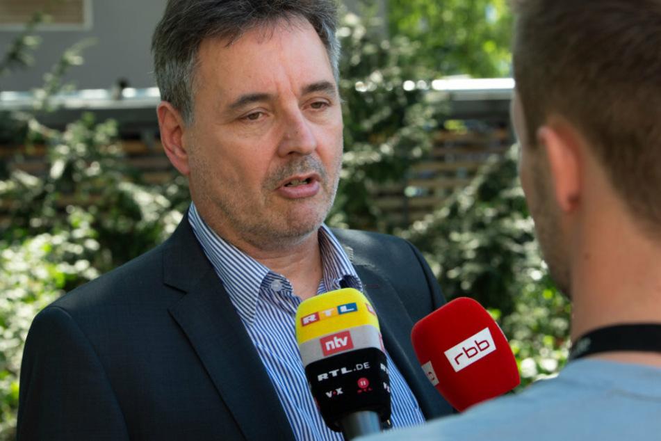 Ist Berlin gefährlich? Oberstaatsanwalt findet deutliche Worte