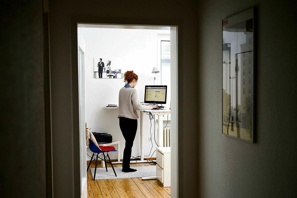 Wenn die Küche zum Büro wird: Homeoffice ist im Corona-Lockdown verpflichtend.
