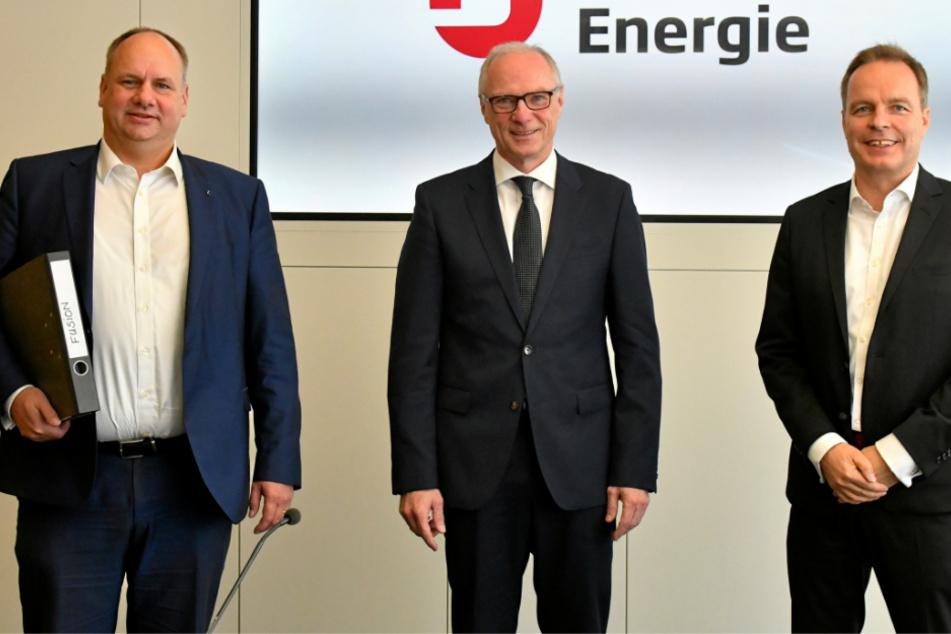 Fahrplan steht! SachsenEnergie wird Ostdeutschlands größter Versorger