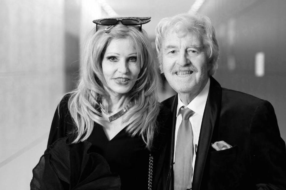 Hans-Georg Muth mit Ehefrau Gisela Muth bei der 13. Dorint Charity Sports Night 2019 im Dorint Hotel an der Messe in Köln-Deutz im Dezember 2019.