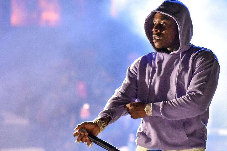 DaBaby kicked out of Lollapalooza after homophobic comments
