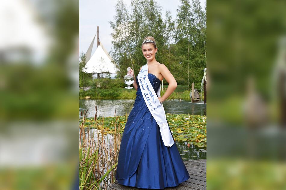 Brunnenmädchen Sophia Trzarnowski (21) braucht mal wieder etwas mehr Zeit für sich.