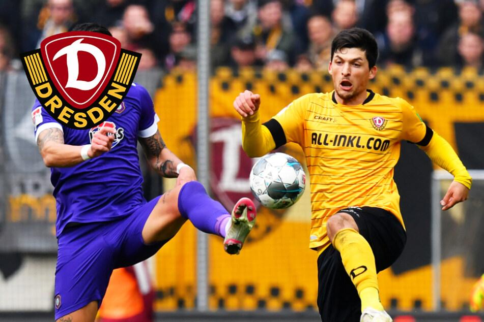 Dynamos Nikolaou will den Klassenerhalt sportlich schaffen!