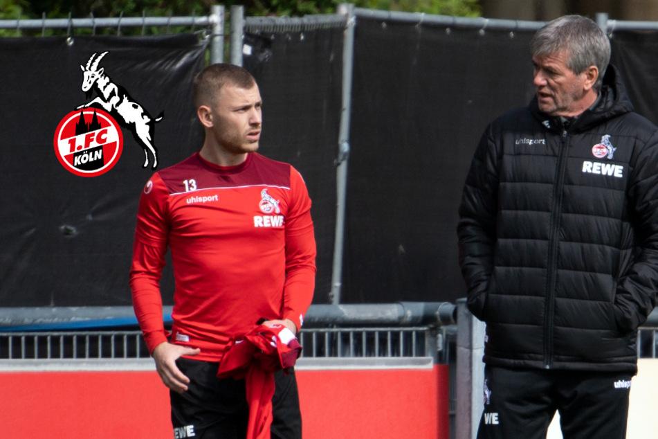 Im Derby-Kracher: Diese FC-Spieler dürfen unter Friedhelm Funkel auf Einsatz hoffen