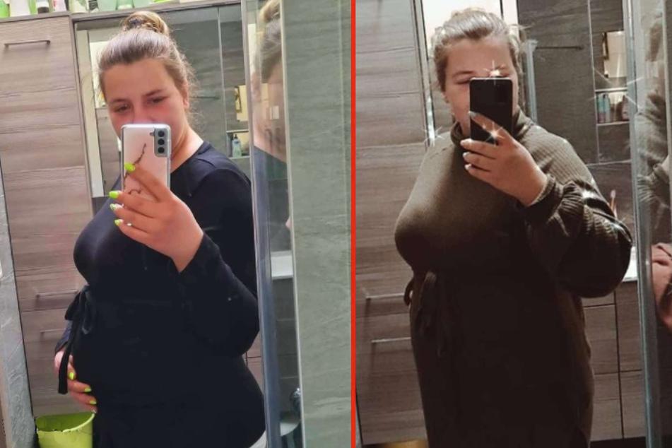Sarafina Wollny (25) teilte bei Instagram bereits mehrere Bilder ihres Babybauchs. Die 25-Jährige ist inzwischen im sechsten Monat schwanger.