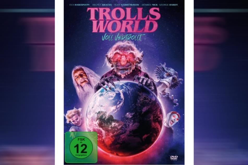 Nach mehr als fünf Jahren ist die Fantasy-Trash-Komödie von Fantomfilm endlich als DVD erhältlich.
