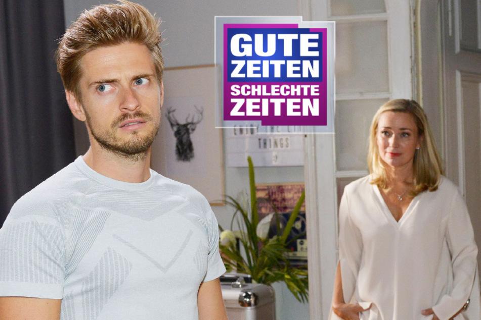 GZSZ: Es knistert bei GZSZ: Werden Philip und Patrizia jetzt ein Paar?