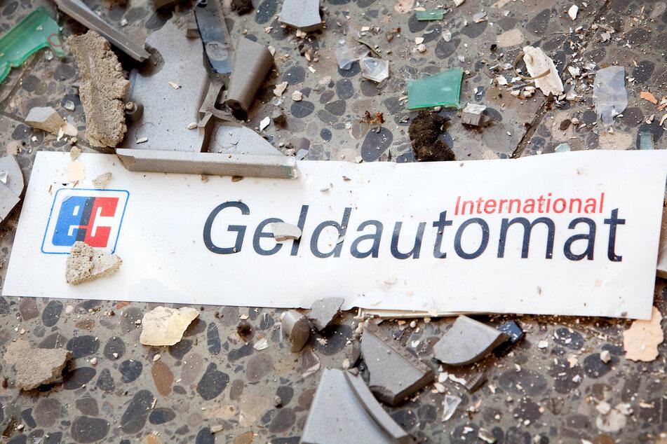 """Die LKA-Sonderkommission """"Heat"""" ermittelt wegen der Automatensprengungen (Symbolbild)."""