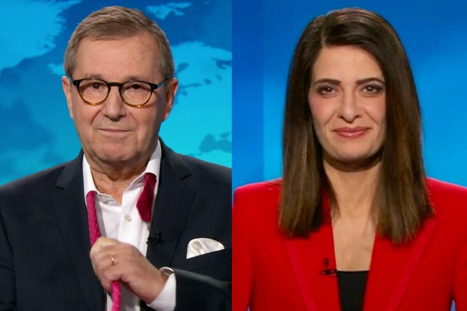 Sie verließen die Tagesschau und bekommen beide ihre eigene Sendung auf Privatsendern: Jan Hofer (69) und Linda Zervakis (45).