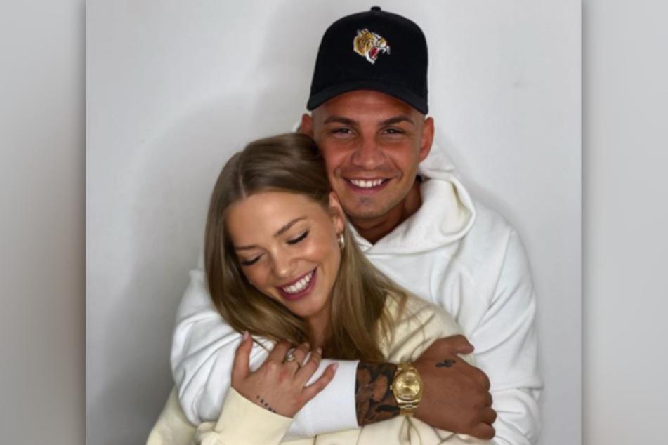 Laura Maria Rypa (24) und Pietro Lombardi (28) zeigen sich auf Instagram schwerverliebt.