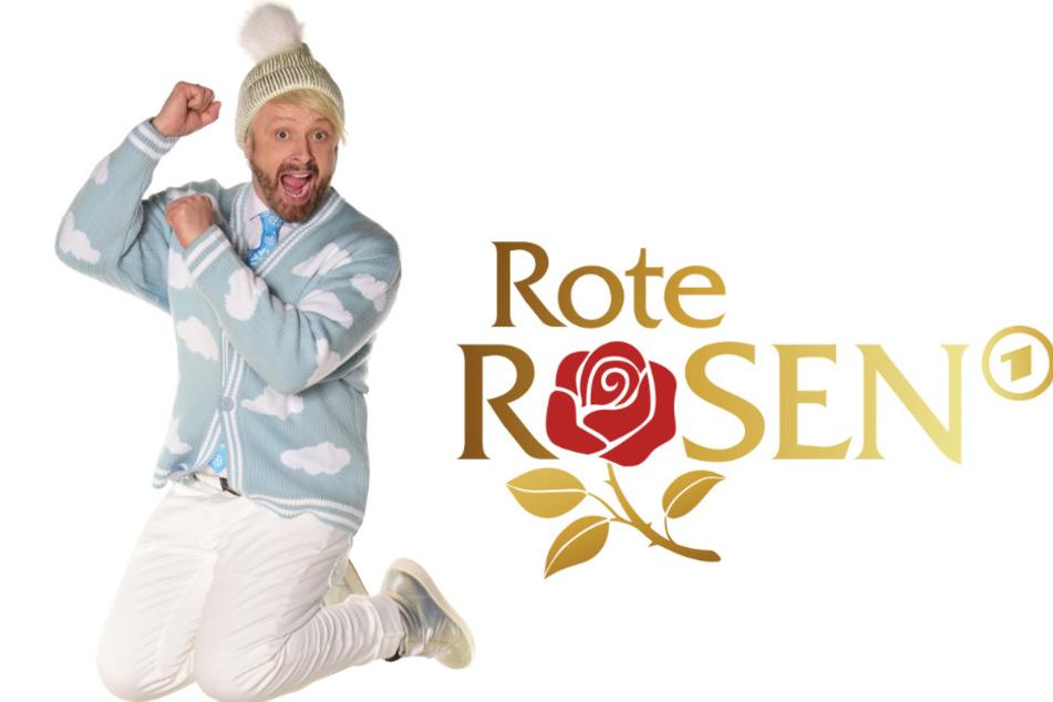 Ross Antony (46) spielt einen waghalsigen Wetter-Frosch.