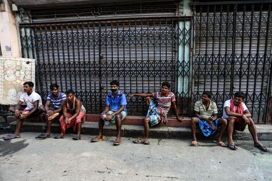 Nach Daten des indischen Gesundheitsministeriums sind in Indien berets mehr als 115.000 Menschen am Coronavirus gestorben.