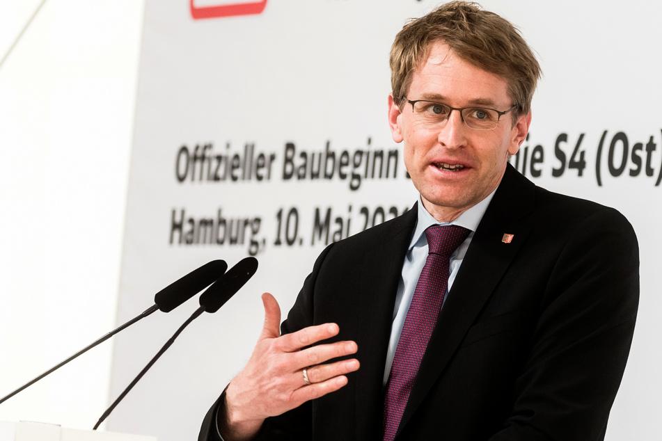 Daniel Günther (47, CDU), Ministerpräsident Schleswig-Holsteins.