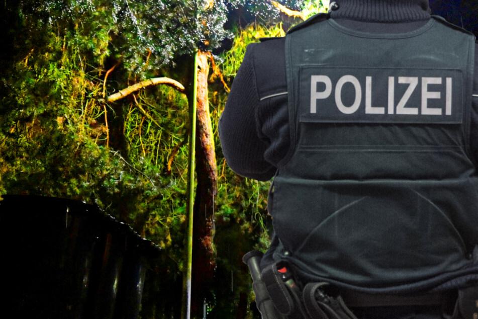Schüsse am Riedsee: Polizei stößt auf zwei junge Männer