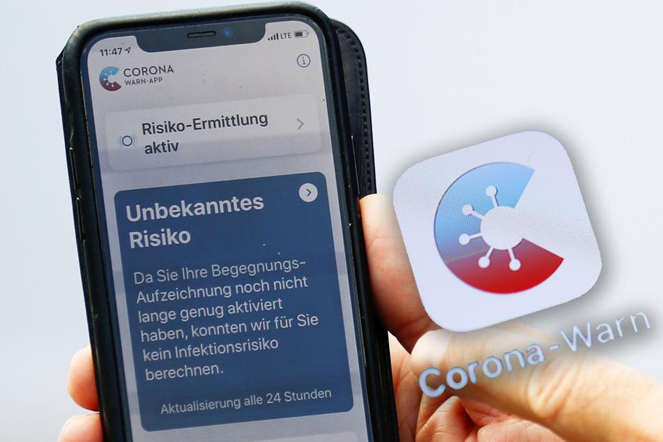 Corona-Warn-App hat bei Millionen kaum funktioniert