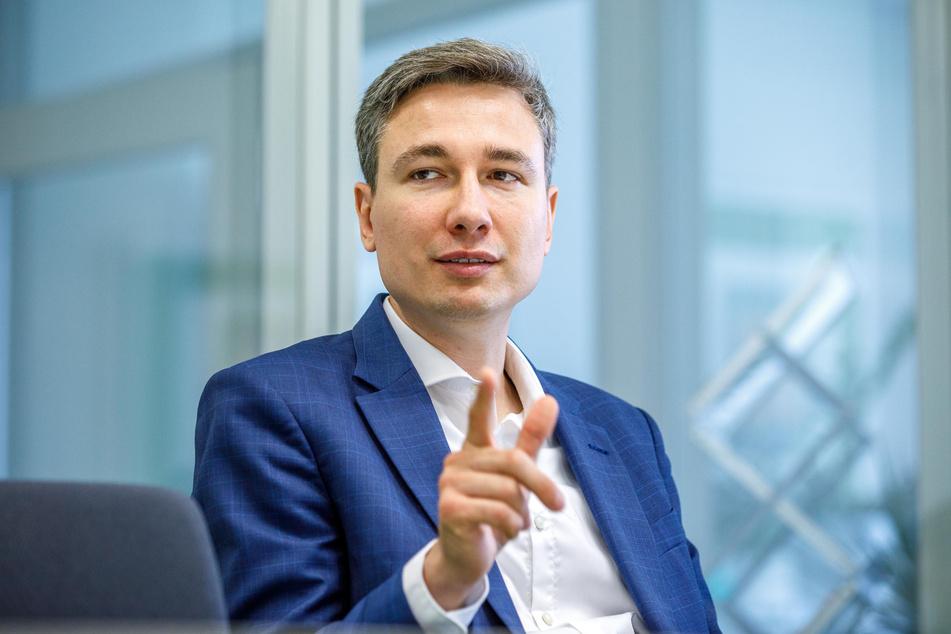 Baubürgermeister Stephan Kühn (41, Grüne) hat nach Alternativen zum Verkauf suchen lassen.