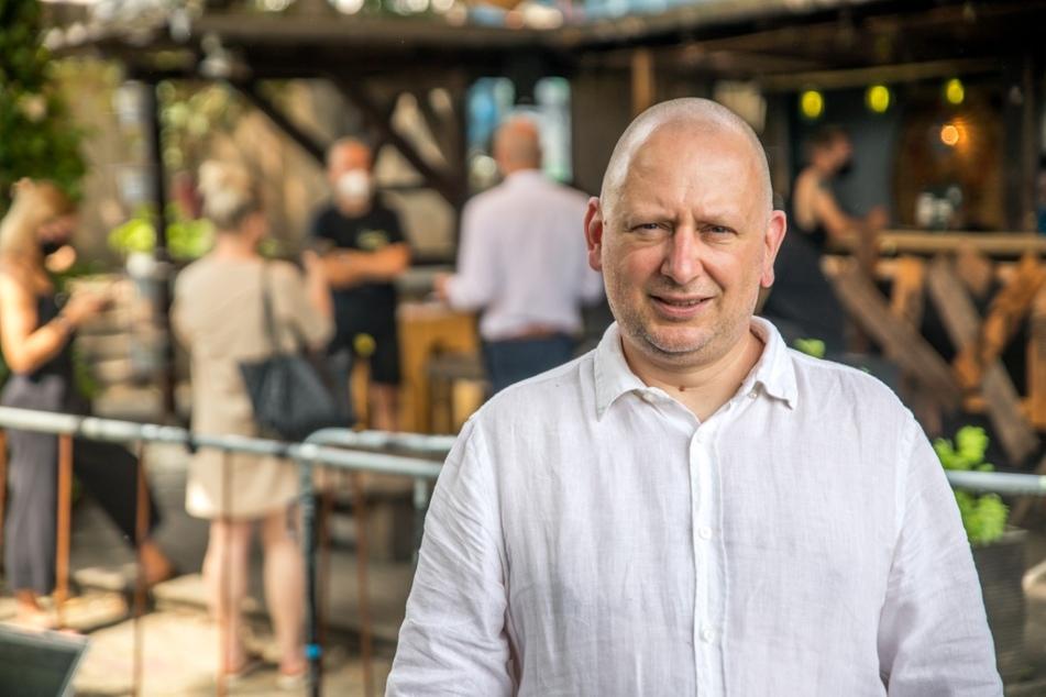 Steffen Kache ist Inhaber der Distillery und somit Gastgeber von Deutschlands erster Clubnacht seit Ausbruch des Coronavirus.