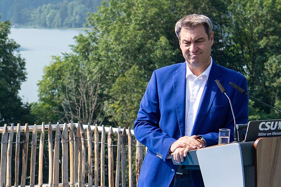 CSU-Chef Markus Söder (54) möchte den Maßstab für die Corona-Bewertungen neu ansetzen.