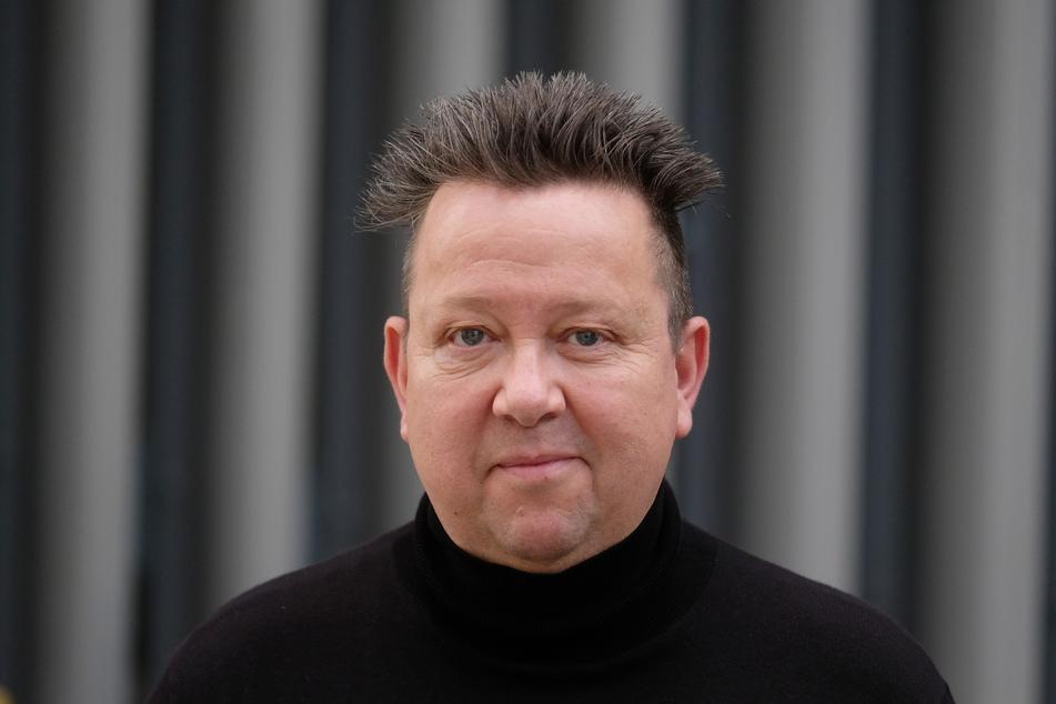 Sebastian Krumbiegel (54) bricht eine Lanze für die Bundeskanzlerin.