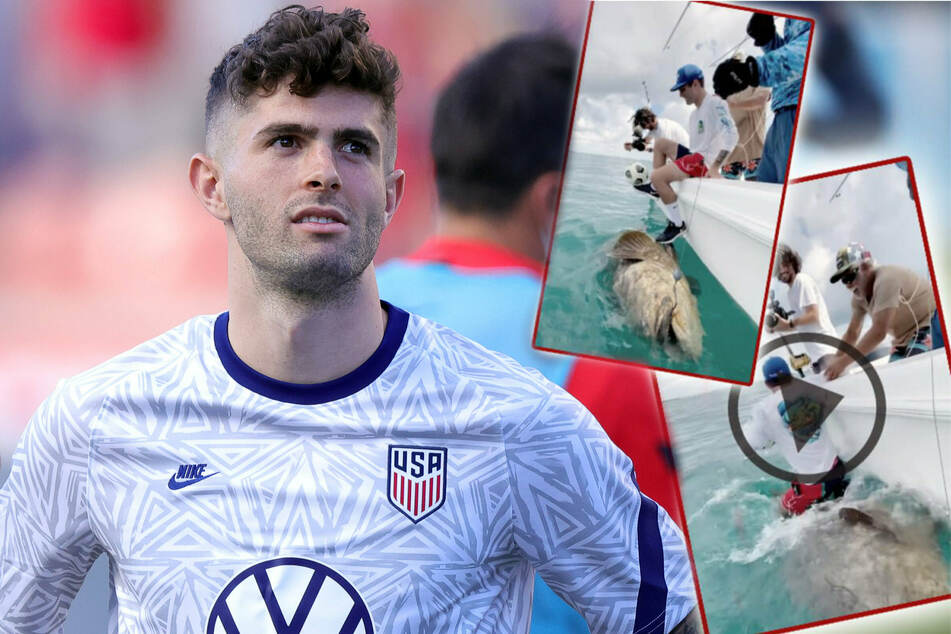 Soccer star Christian Pulisic Animal sparks animal cruelty outrage with Instagram video