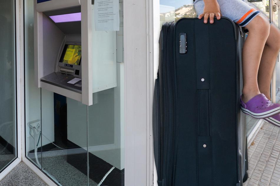 Ehrlicher Bub (11) will Bank-Koffer abgeben, dann bricht Chaos aus