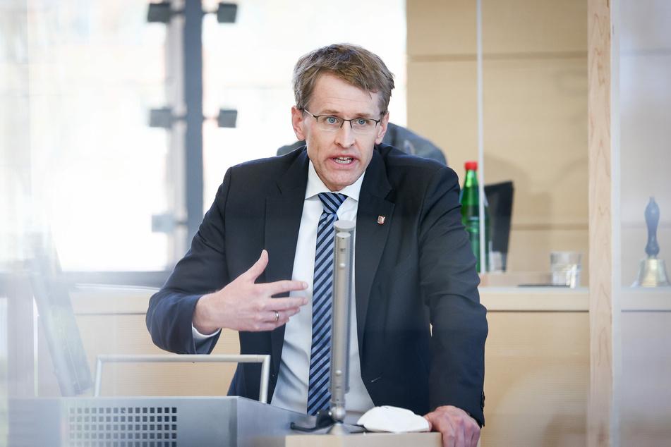 Schleswig-Holsteins Ministerpräsident Daniel Günther (47, CDU).