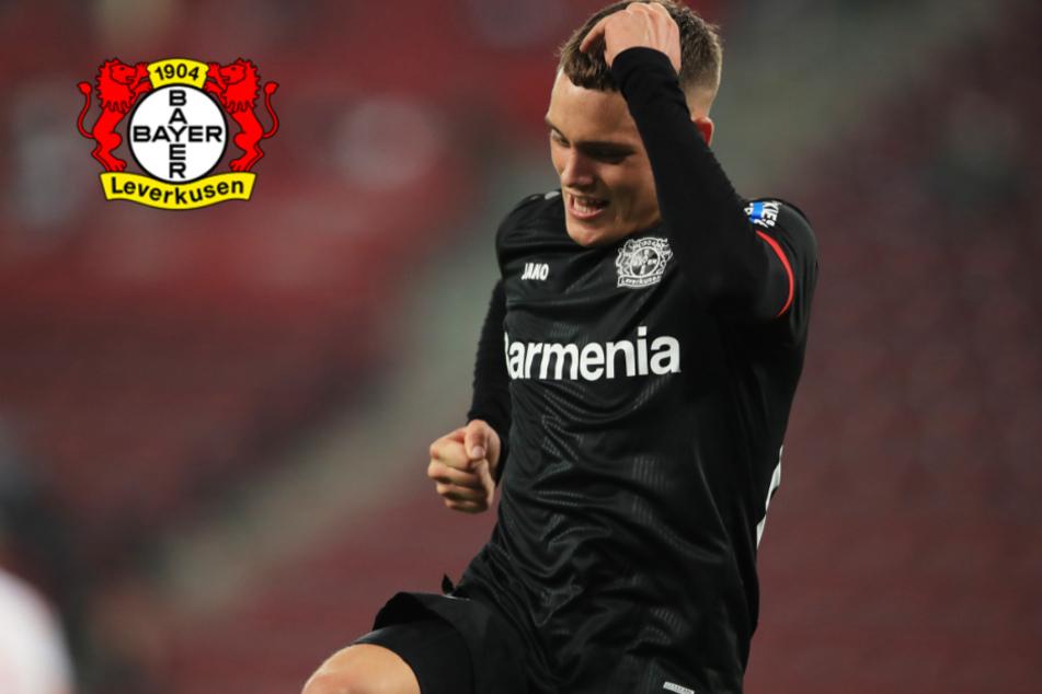 DFB-Pokal: Leverkusen möglicherweise ohne Florian Wirtz