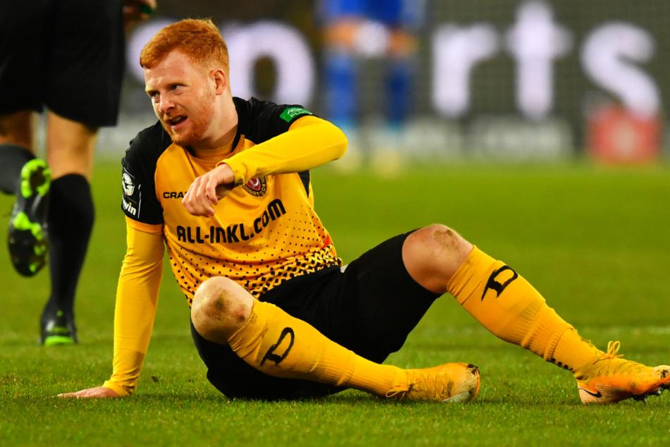 Paul Will (21) fehlt Dynamo Dresden in den kommenden Wochen.