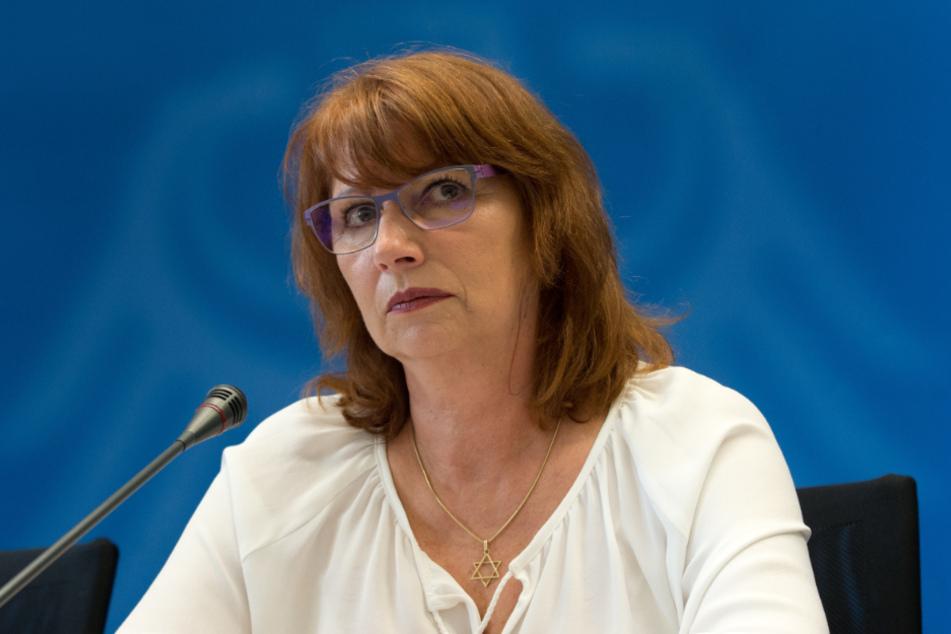 """""""Oberste Priorität hat jetzt die Vermeidung einer Ansteckung und damit die Verbreitung des Virus'"""": Gesundheitsministerin Petra Köpping (61, SPD)."""