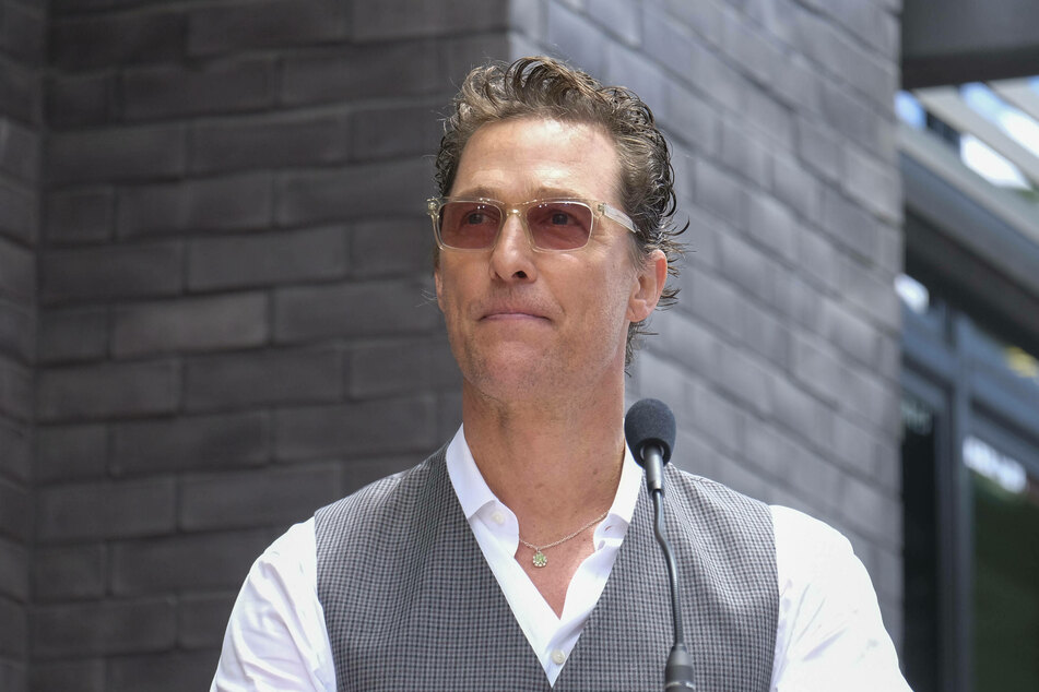 Matthew McConaughey says he was blackmailed into having sex at the age of 15