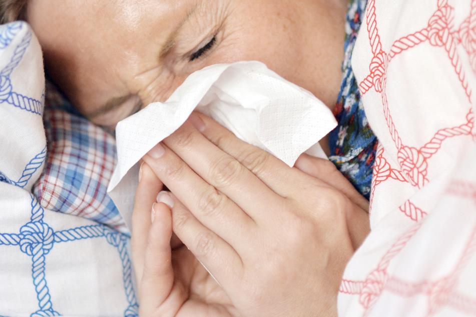 Zahl der Grippefälle in Baden-Württemberg drastisch gesunken