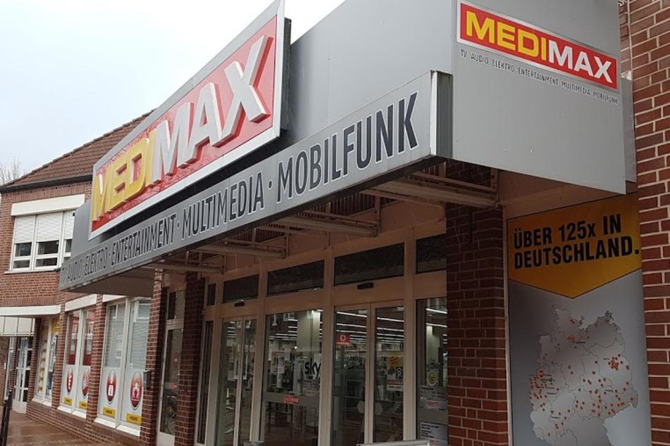 Dieser Medimax muss räumen und startet großen Ausverkauf