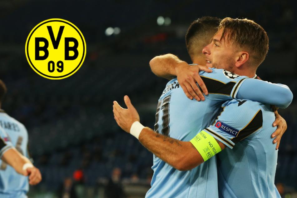 Enttäuschender BVB-Auftritt in Rom! Dortmund kassiert bei Lazio verdiente Pleite