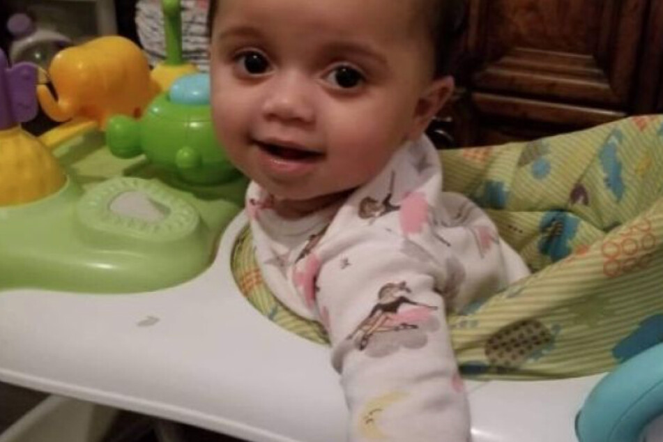 Little A'myrikal Hull died at just one year old after being mauled to death by her best friend, the family dog.