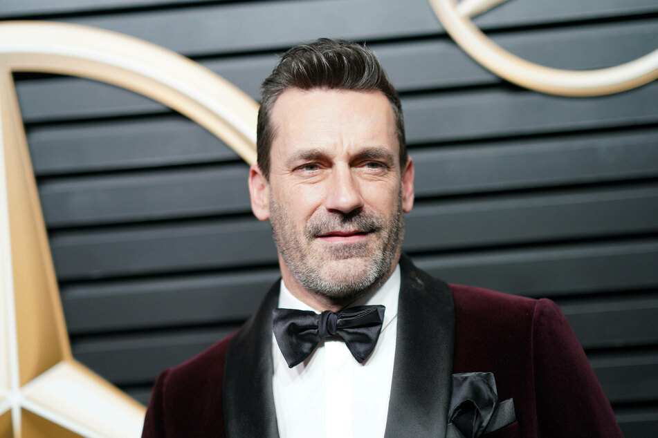 The Mad Men actor is turning 50 on March 10.