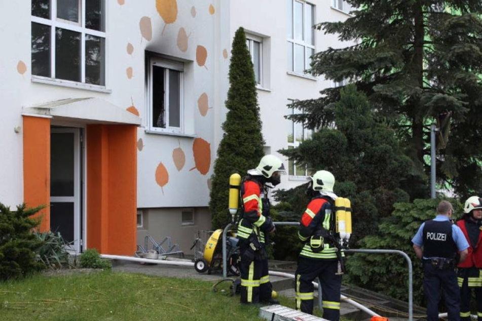 Frau tot nach Wohnungsbrand gefunden