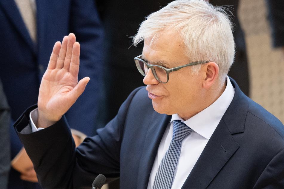 Hartmut Vorjohann (CDU) plant für Sachsens Zukunft.