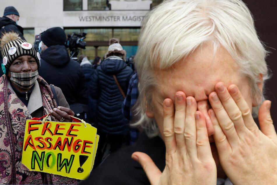 Assange bleibt hinter Gittern: Gericht lehnt Freilassung ab