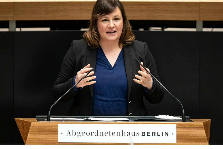 Berlin: Grünen-Fraktions-Chefin Kapek sicher: So viele Wohnungen sind jährlich realistisch