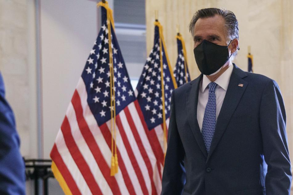 "Mitt Romney attacks Donald Trump on Twitter: ""He failed"""