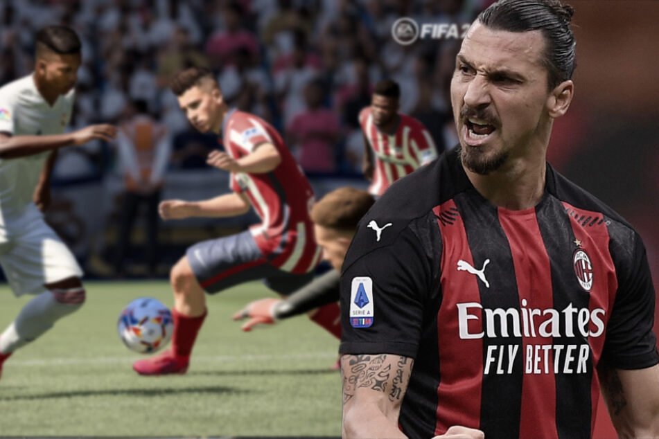 """Ibrahimovic platzt der Kragen: """"Nie erlaubt, mit mir Geld zu machen!"""" Rechtsstreit mit EA Sports"""