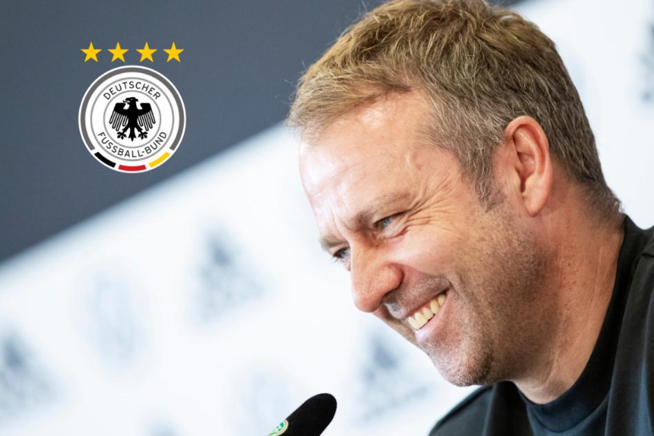Flick gibt DFB-Kader bekannt: Diese Spieler sind nicht mehr mit dabei