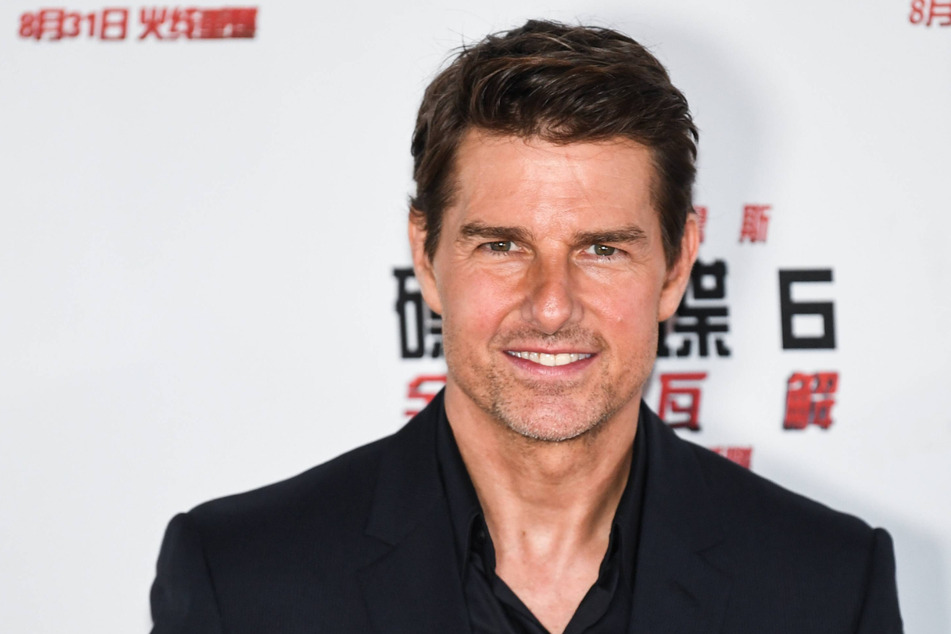 """Hollywood-Star Tom Cruise (58, """"Mission Impossible"""") will hoch hinaus."""